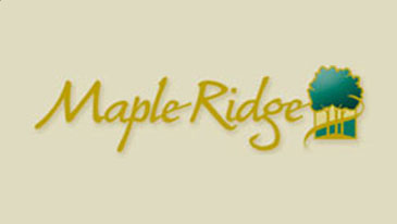 Maple Ridge Button